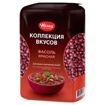 Фасоль красная Увелка 450 гр. שועוית אדומה