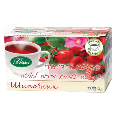 Чай фруктовый Шиповник