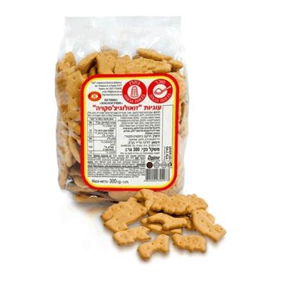 Крекер Зоологический 300гр קרקר