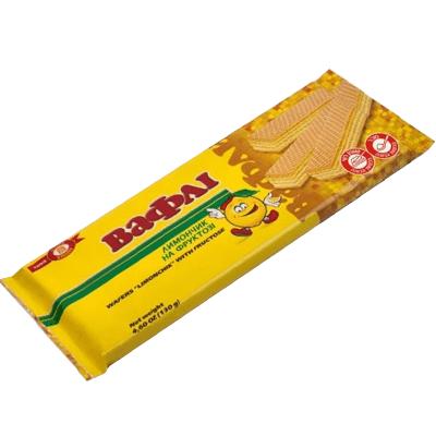 Вафли Лимончик с фруктозой 130 гр. ופלים עם פרוקטוזב לימונציק