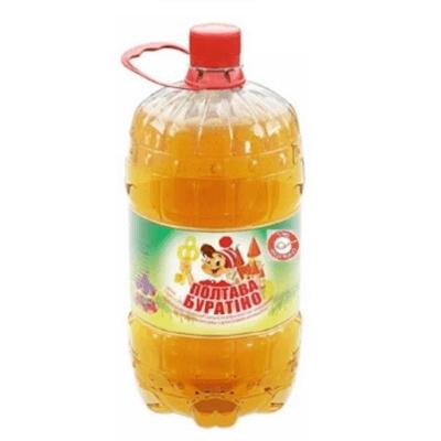 Полтава Буратино 1.5 л газированный напиток
