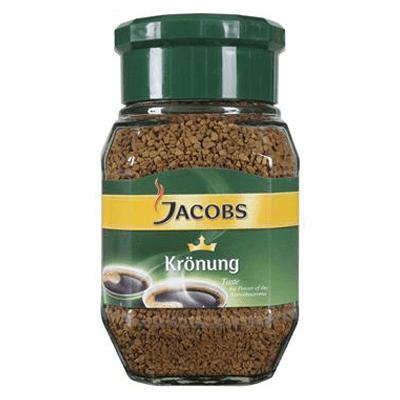 Кофе Jakobs 200 г. קפה דג'קובס