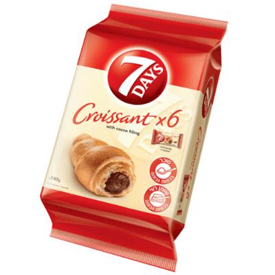 Круассаны 7DAYS с какао 240 гр.