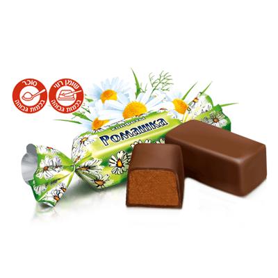 Конфеты Ромашка סוכריות שוקולד