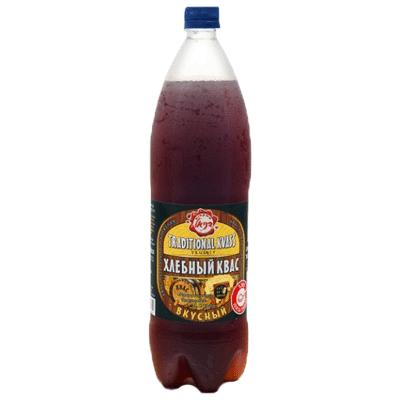 Квас Вкусный 1.5 л קוואס וקוסניי