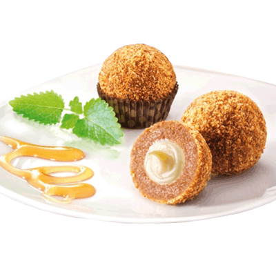 Медовые шарики с кремом Марленка 235 гр. כדורי דבש עם קרם