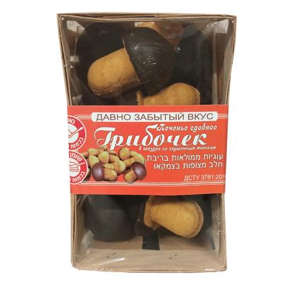 Печенье грибочки со сгущенкой 350 гр.
