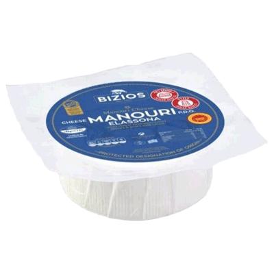 Манури малосольная греческая овечья брынза 200 гр.